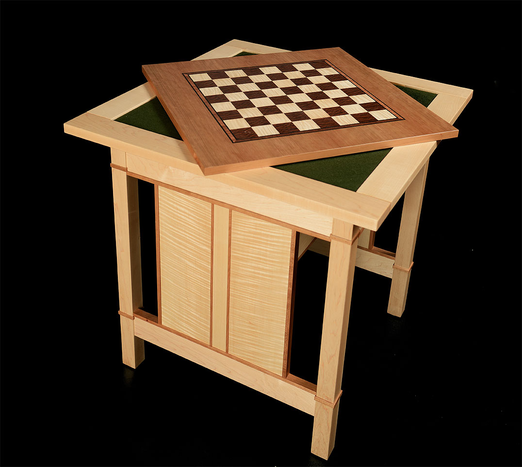 The Game Table ...